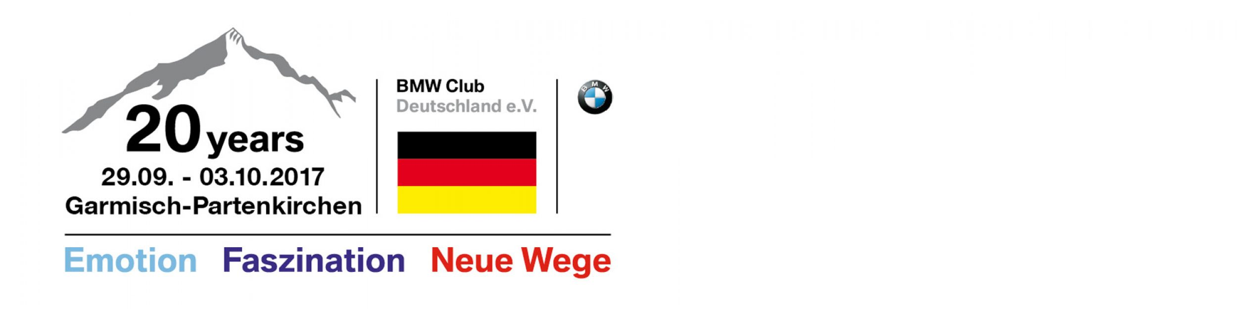 20years BMW Club Deutschland e.V.